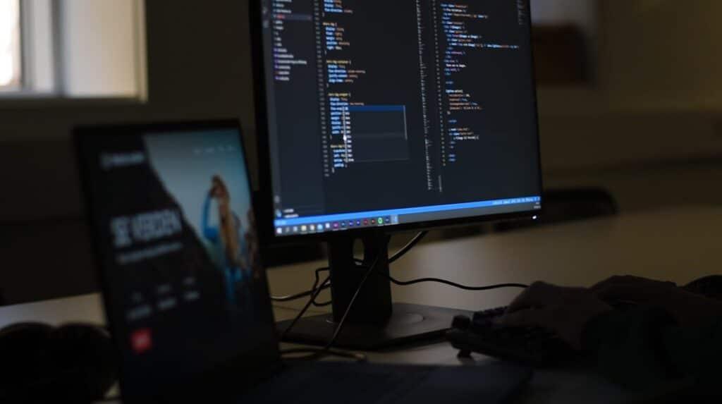 udvikling af hjemmeside